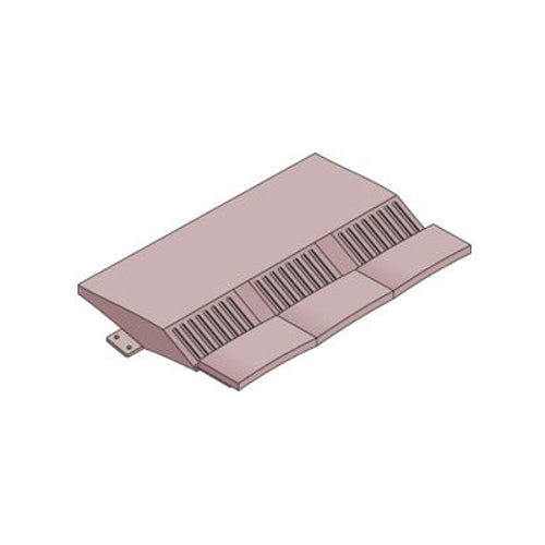 Marley Clay Plain in-line Tile Vent (excluding Adaptor)