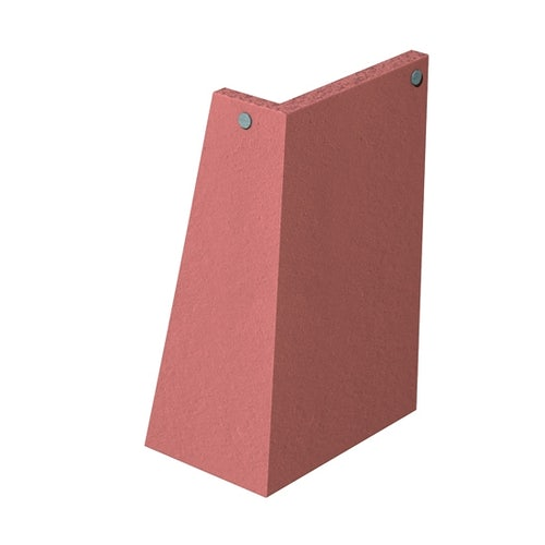 Marley Eternit Clay Tile 90dg External Angle Right Hand - Aylesham Mix