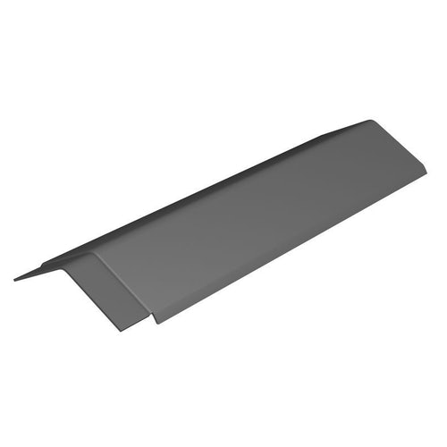 Etex 20dg In-Line Ridge Vent for Fibre Cement Slates - Blue/Black