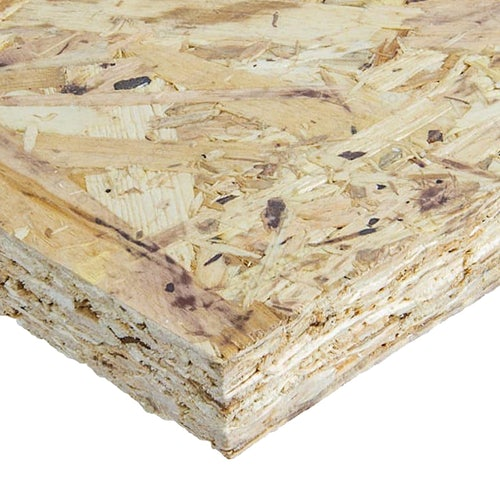 OSB3 Oriented Strand Sterling Board BBA and FSC - 2.44m x 1.22m x 18mm