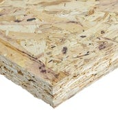 OSB3 Oriented Strand Sterling Board BBA and FSC - 2.4m x 1.2m x 9mm
