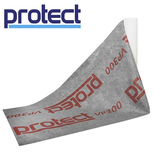 VP300 Vapour Permeable Felt Roof Underlay by Protect - 50m x 1m Roll