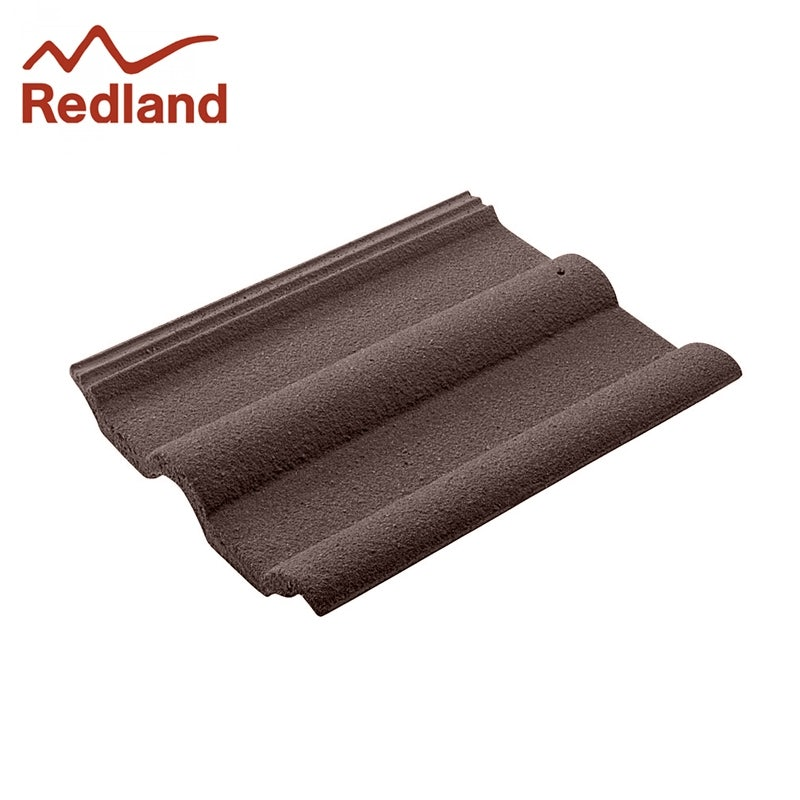 Redland 50 Double Roman Concrete Interlocking Roof Tile
