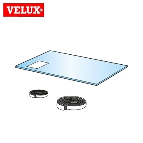 VELUX IPL CK06 0034 Obscure Glazing Toughened Outer Pane - 55 x 118cm