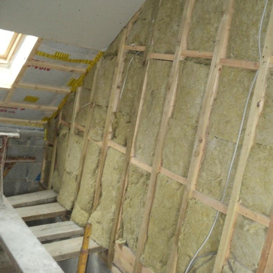 100mm Rockwool Flexi Slab Acoustic Insulation 1.2m x 600mm - 4.32m2