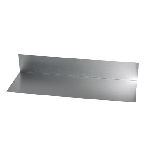 Samac Aluminium Soakers 300mm x 100mm x 75mm - Pack of 25