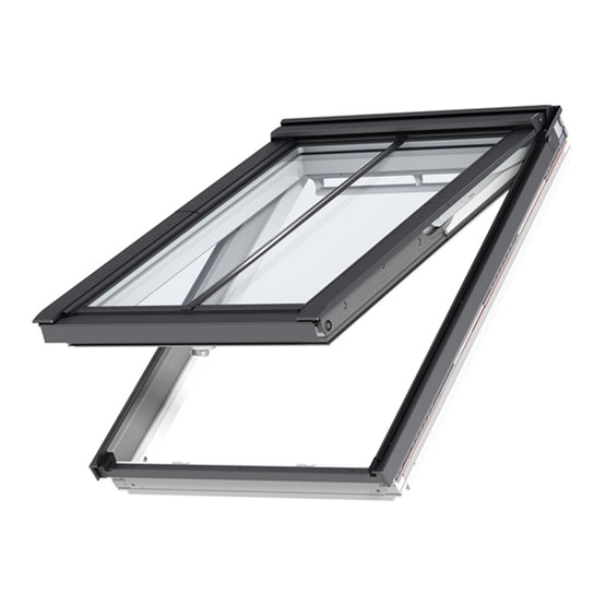 Video of VELUX GPL MK08 SD5W2 Conservation Window for 120mm Tiles - 78 x 140cm