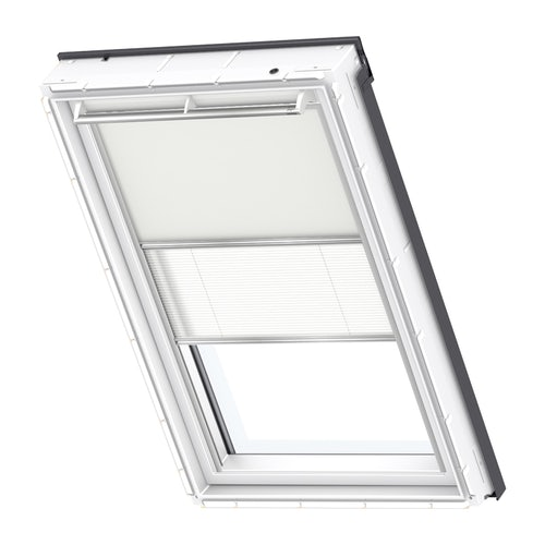 velux-dfd-duo-blackout-blind-in-light-beige-and-white