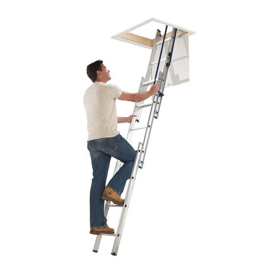 werner-76013-easytow-3-section-loft-ladder-secondary-1