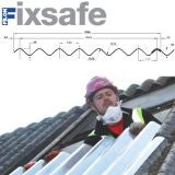 Fixsafe Big Six Industrial Roofing Sheet Pack Translucent - 3050mm