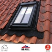 VELUX GGL FK06 SD5W2 Conservation Window for 120mm Tiles - 66 x 118cm
