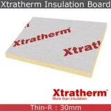 Xtratherm Pitched Roof Insulation Board - 2400mm x 1200mm x 30mm
