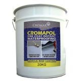 Cromapol Acrylic Waterproof Coating - 20kg Grey