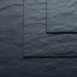 SVK  600mm x 300mm Ardonit Textured Fibre Cement Slate - Blue/Black