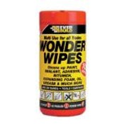 Everbuild Multi-Use Wonder Wipes Trade Tub - 100 Wipes