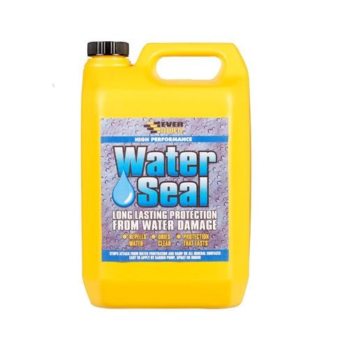 Everbuild Exterior Waterseal Clear (402) - 25 Litres