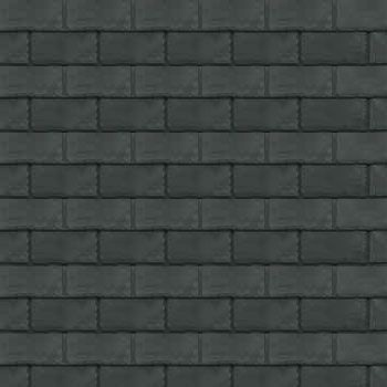 Tapco Synthetic Slate - Stone Black (801) (Pack of 25)