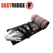 Easy Ridge F Universal Dry Vented Roll Out Ridge Black - 6m Pack