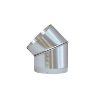 "VELUX Spare Part 600564 Sun Tunnel Elbow 10"" - 30 degrees"