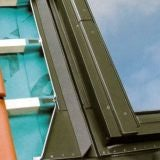 FAKRO ELV-T/04 Thermo Universal Flashing For Up To 10mm Slate Roofs - 66cm x 118cm