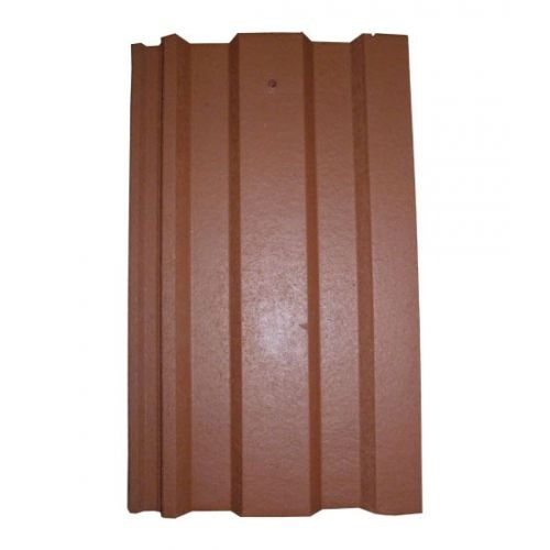 Forticrete V2 Roof Tile - Red