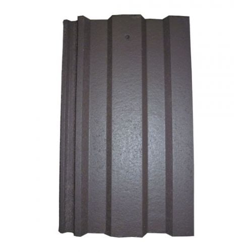 Forticrete V2 Roof Tile - Brown