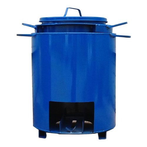 Single Skin Bitumen Boiler Pot - 10 Gallon (With Out Tap)