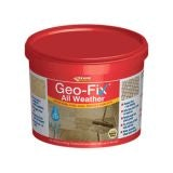 Everbuild Geo-Fix All Weather 14kg Tub - Slate Grey