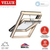 VELUX GGL UK08 306021U Pine Centre Pivot INTEGRA Window 134cm x 140cm