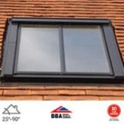 VELUX GGL MK08 SD5P1 Conservation Window for 15mm Tiles - 78cm x 140cm