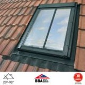 VELUX GGL FK06 SD5J1 Conservation Window for 90mm Tiles - 66cm x 118cm