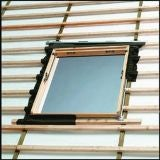 VELUX BDX MK04 2000 Insulation and Underfelt Collar - 78cm x 98cm
