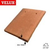 VELUX EDP CK06 0000 Single Plain Tile Flashing - 55cm x 118cm