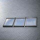 VELUX EKL MK04 S0312 Triple Slate Flashing 100mm Gap - 78cm x 98cm