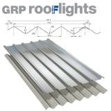 GRP Double Six  Grey Roof Sheets (Class 1)