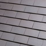 Dreadnought Premium Clay Eaves Tile - Staffordshire Blue Sandfaced