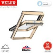 VELUX GGL UK10 3070 Pine Centre Pivot Window Laminated - 134cm x 160cm
