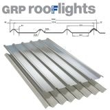 GRP 32/1000 F Trafford Tile Grey Roof Sheet Class 3 3.06kg/m2 - 2500mm