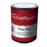 Fiba-Pol High Performance Fibred Acrylic Waterproofer 5kg - Box of 4