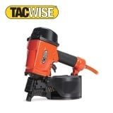 Roofing Air Coil Nailer by Tacwise - 40mm to 70mm