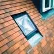 450mm Square Sunpipe Kit Rooflight & Transition Unit Up To 45dg Pitch
