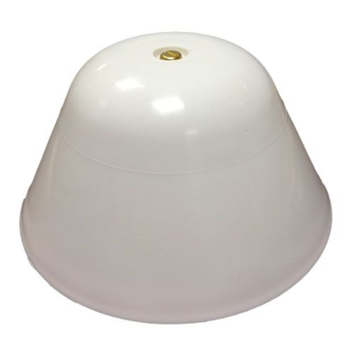 Extra Aqua Flat Roofing Vent  - Cap Only & Screw