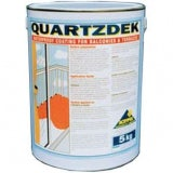 Acrypol Quartzdek Balcony Coating Resin - 20kg Transparent