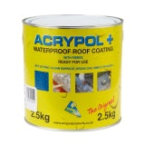 Acrypol Plus Grey Waterproof Coating - 2.5kg