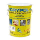 Acrypol Plus Black - 5kg (RC3005/5)
