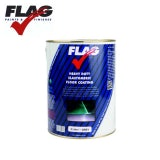 Flag Paints Anti Slip Elastomeric Floor Paint 5L - Black