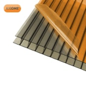 AXIOME 10mm Bronze Polycarbonate Sheet - 2000mm x 1050mm