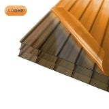 AXIOME 16mm Bronze Polycarbonate Sheet - 2500mm x 1050mm