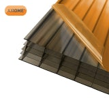 AXIOME 25mm Bronze Polycarbonate Sheet - 4000mm x 1050mm