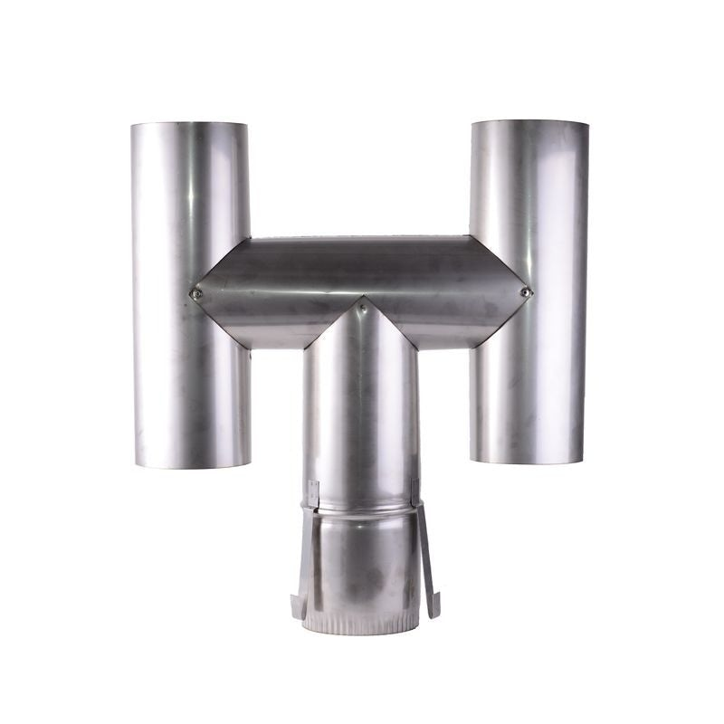 Brewer Cowls Traditional H Solid Fuel Chimney Cowl